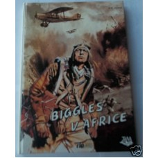 Biggles v Africe, Czech W.E. Johns title, as new