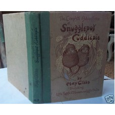 Complete Adventures of Snugglepot and Cuddlepie, May Gibbs, 1946, delightful