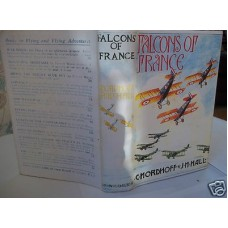 Falcons of France with Replica dust wrapper illustrated by W.E. Johns