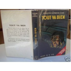 Tout Va Bien French 1953 Steeley Flies Again From W.E. Johns Own Library
