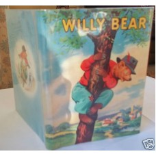 Willy Bear Circa 1952, picture story book, superb dust wrapper, fine copy, scarce