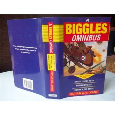 A Biggles Omnibus First almost as new, W.E. Johns