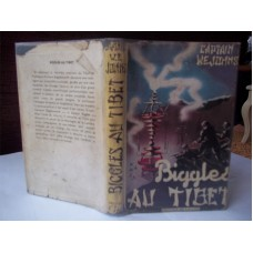 Biggles Au Tibet, W.E. Johns, French 1949 Biggles Hits The Trail