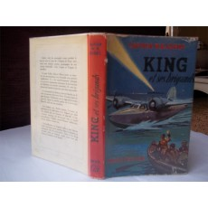 King et ses Brigands, Gimlet Bores In vg, 1951, W.E. Johns, French Gimlet Bores In