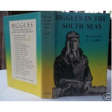 Biggles In The South Seas (by W.E. Johns)