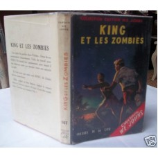 King Et Les Zombies French Edition of Gimlet Takes A Job W.E. Johns Own Library