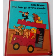 Enid Blyton The Toys Go To The Seaside, 1973, publishers file copy, fine, unused