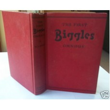 The First Biggles Omnibus W.E. Johns
