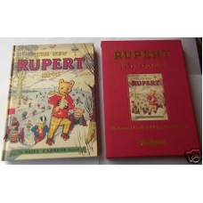 The New Rupert Book 1951 Collector's Limited Edition Reproduction