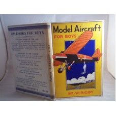 Model Aircraft For Boys (foreward by W.E. Johns)