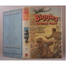 Biggles Special Case (by W.E. Johns)