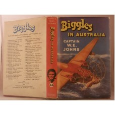 Biggles In Australia (by W.E. Johns)
