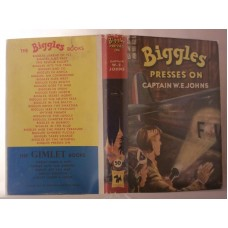 Biggles Presses On (by W.E. Johns)