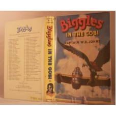 Biggles In The Gobi (by W.E. Johns)