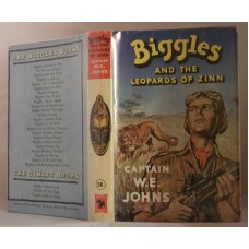 Biggles And The Leopards Of Zinn (by W.E. Johns)