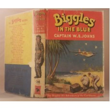 Biggles In The Blue (by W.E. Johns)