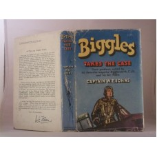 Biggles Takes The Case (by W.E. Johns)