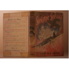 Sinister Service (by W.E. Johns)