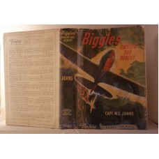 Biggles Sweeps The Desert (by W.E. Johns)