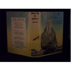Biggles In Africa (by W.E. Johns)
