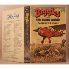 Biggles And The Black Raider (by W.E. Johns)