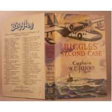 Biggles Second Case (by W.E. Johns)
