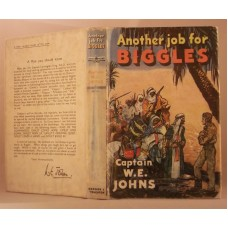 Another Job for Biggles (by W.E. Johns)