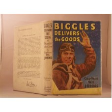 Biggles Delivers The Goods (by W.E. Johns)