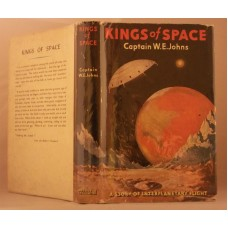 Kings Of Space (by W.E. Johns)