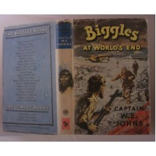 Biggles At Worlds End (by W.E. Johns)