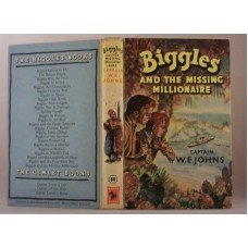 Biggles And The Missing Millionaire (by W.E. Johns)