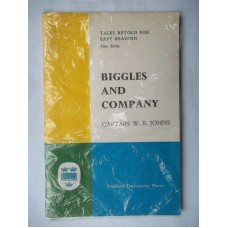 Biggles And Company (by W.E. Johns)