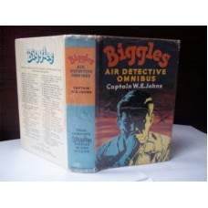 Biggles Air Detective Omnibus (by W.E. Johns)