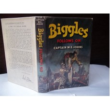 Biggles Follows On (by W.E. Johns)