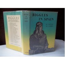 Biggles In Spain (by W.E. Johns)
