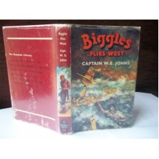 Biggles Flies West (by W.E. Johns)