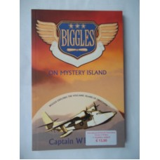 Biggles On Mystery Island (by W.E. Johns)