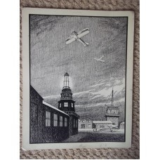 Collectable Original aviation artwork