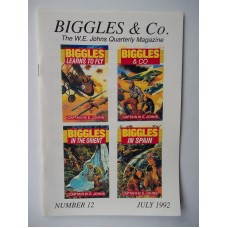 Biggles and Co - Number 12