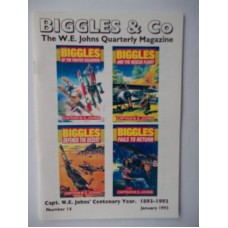 Biggles and Co - Number 14