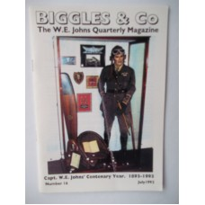 Biggles and Co - Number 16