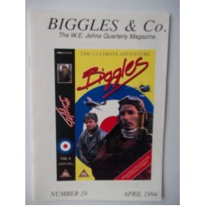 Biggles and Co - Number 19