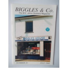 Biggles and Co - Number 20