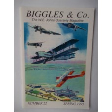 Biggles and Co - Number 22