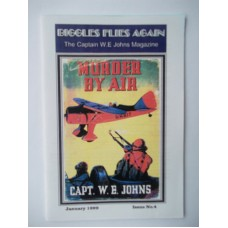 Biggles Flies Again - Volume 1 Number 4