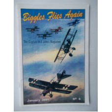 Biggles Flies Again - Volume 1 Number 8