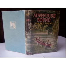 Adventure Bound (by W.E. Johns)