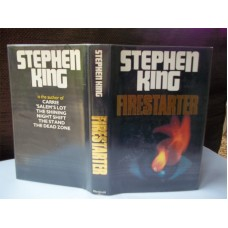 Firestarter (by Stephen King)