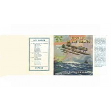 Biggles in the Baltic by W.E. Johns printed replica dust wrapper
